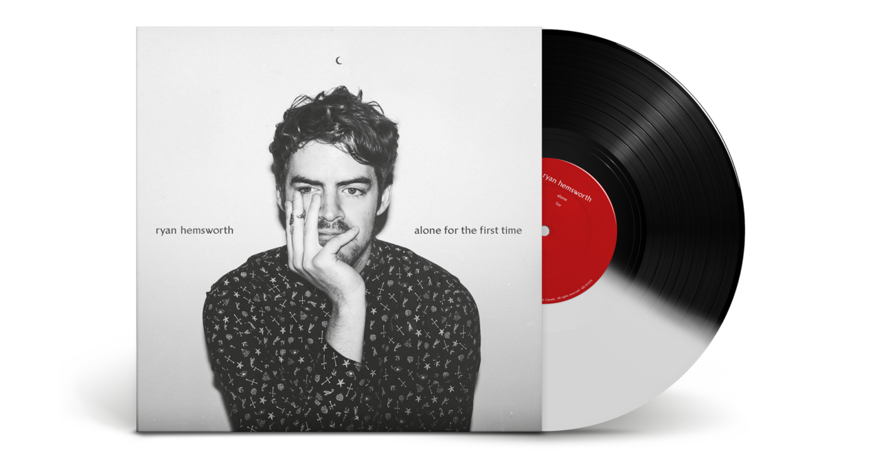 YAWN Ryan Hemsworth »Alone for the First Time«